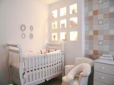 Patchwork - 46 quartos de bebê projetados por profissionais de CasaPRO - Casa