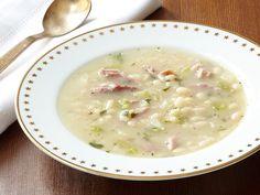 Senate Bean Soup Recipe : Food Network Kitchen : Food Network - FoodNetwork.com