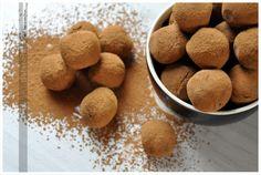 LA RECETA PERFECTA DE TRUFAS CASERAS  COMO EN LA PASTELERÍA     Salseando en la cocina: Trufas de chocolate (fórmula pastelera)