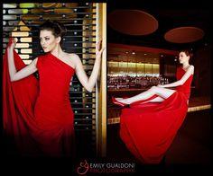 BMG Model: Rachel  Hair & Makeup: Anita Arsova  Gown Designer: Borris J Powell  Photography: Emily Gualdoni