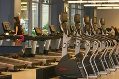 1st Floor Cardio! All new machines!