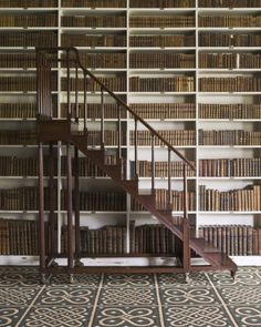 Library at Stourhead which may be more famous for its garden