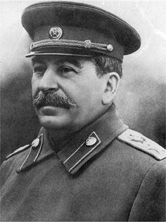 Joseph Stalin- Soviet Dictator, Mass Murderer