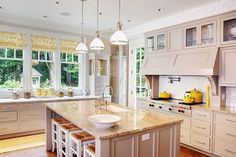19. Evans Residence | Community Post: 50 Dream Kitchens You Desperately Want To Cook In