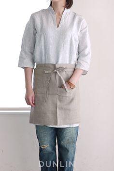 Fog Linen Cafe Apron