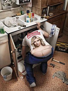 Ass Crack Cleavage T-Shirts. Hilarious