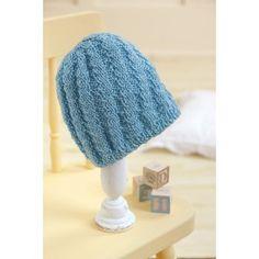 knook pattern, ribs, patterns, free pattern, knook knit, babi hat, baby hats, dream knit, babi pattern