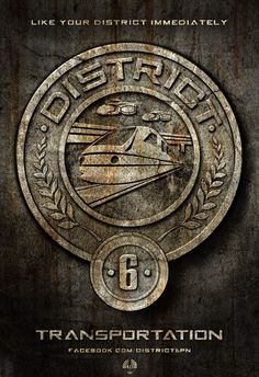 District 6 #HungerGames
