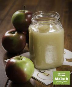 Cynthia's Rustic Apple Sauce | Udi's® Gluten Free Bread