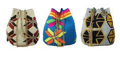 Bolsos wayuu multicolor