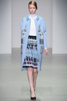 Holly Fulton   Fall 2014 Ready-to-Wear Collection   Style.com