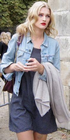 Picture of Toni Garrn