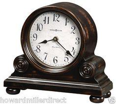 howard miller   chiming mantle clock