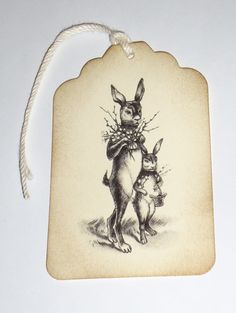 vintage bunny 3