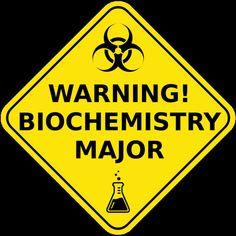 Biochemistry 2 majors in college