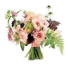 bridal bouquet. #dreamdigs lace flowers, wedding ideas, wedding bouquets, wedding flowers, bridal bouquet, rustic weddings, garden rose, floral designs, winter weddings