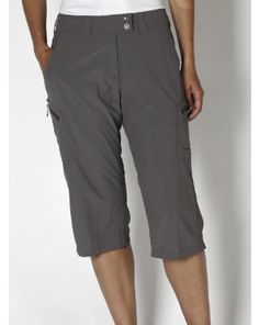 Women's Nomad™ Dig'r Capri....lightweight exofficio clothing....love these