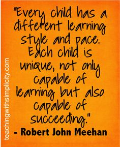 remember this, school, learning disabilities, teaching philosophy, children, learning styles, educational quotes, teacher quotes, kid
