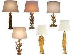 Gilded Lamps - Charles Spada