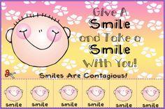 #smiletoday