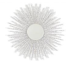 Mirror and paper straws decor - Creative Spaces, Vol. 3