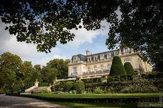 Jardin a Les Crayeres-- Reims, France