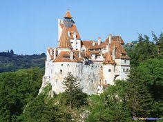Dracula's Castle  Brasov Romania