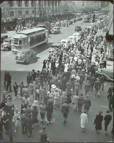 New York, c1930s.