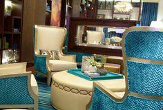 Chairs at the Vinoy Renaissance St. Petersburg Resort & Golf Club