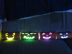 All glow sticks on pinterest glow sticks glow stick for Glow sticks in toilet paper rolls