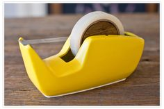 tape dispenser restoration