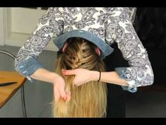 french braids, knot tutori, everyday fashion, pisc, scavenger hunts, fashion blogs, braid top, braid bun, top knot