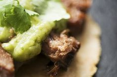 Carnitas, Houston style {and other fabulous freezer meals for expectant moms - or any other kind of mom, really}