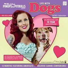 Pinups for Pitbulls 2015