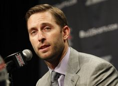 At age 33, Texas Tech's new head football coach Kliff Kingsbury is the second youngest college coach in the country.