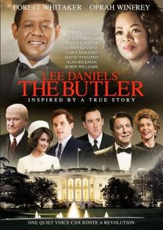 Lee Daniels' The Butler, Movie on DVD, Drama