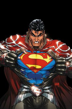 Superman Reborn!