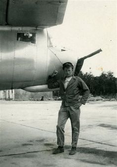 My teenaged WWII US Army Air Corps dad.