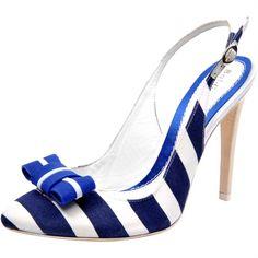 shoe, stripe