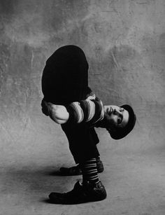 Irving Penn, Contortionist- it's too late at night for me to make sense of this.