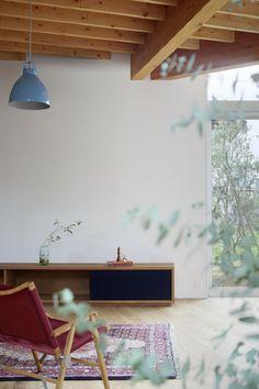 Calming living area