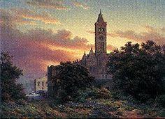Dalhart Windberg - Lavaca County Courthouse