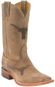 University of Texas boots