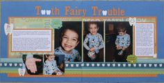 Tooth Fairy Trouble - Megan Hawkins