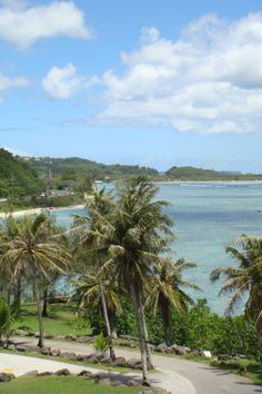 Guam, the only place on Earth I get homesick for.