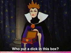 Haha dick in a boxx