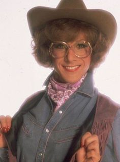 Ron-I have a name its Dorothy. Its not Tootsie    or Toots or Sweetie or Honey or Doll.