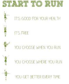 Start to Run |