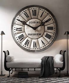 Want the clock!