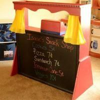 DIY theater for puppets